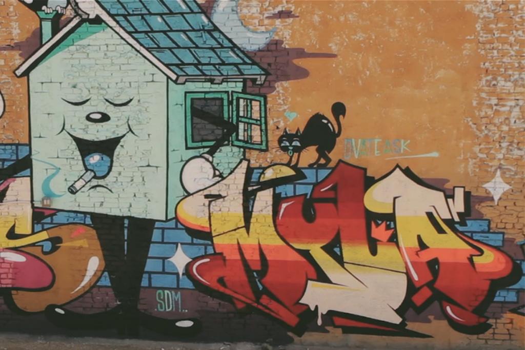 DABS MYLA x TYKE WITNES x CRAOLA Long Beach, CA