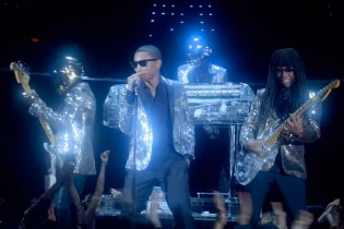 Daft Punk featuring Pharrell & Nile Rodgers - Lose Yourself to Dance | Video