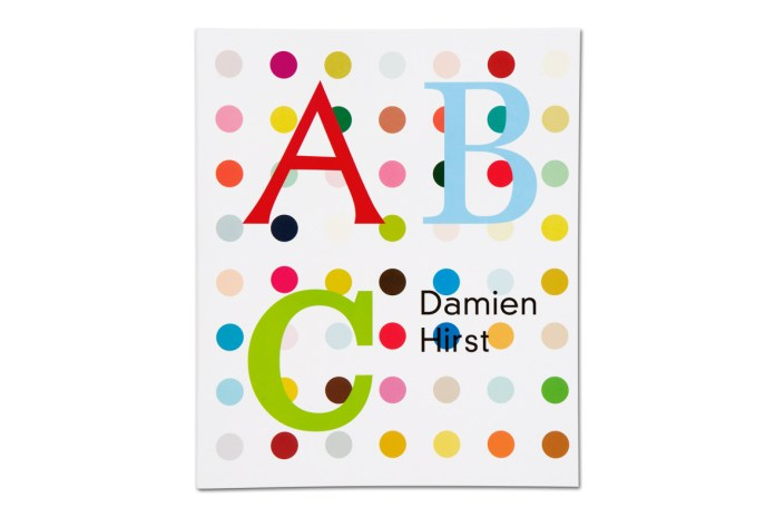 Damien Hirst 'ABC' Book