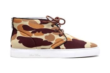 Del Toro Sahara Neoprene Alto Chukka Sneaker