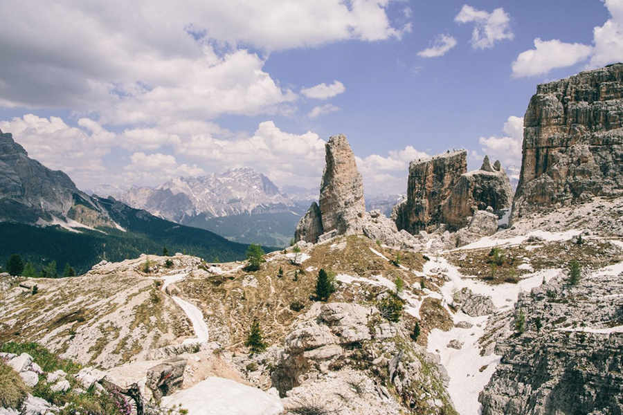 dolomite experience by trashhand