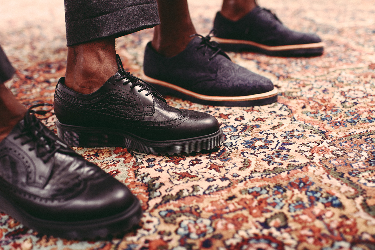 Dr. Martens Presents #STANDFORSOMETHING with Street Etiquette