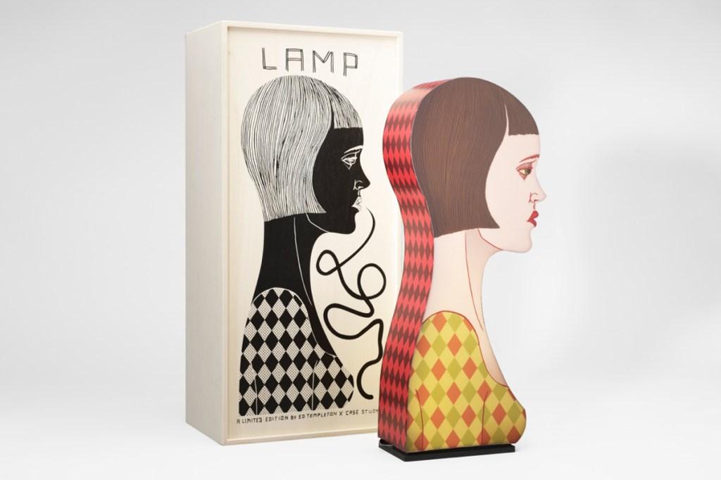 "Ed Templeton x Case Studyo ""LAMP"""