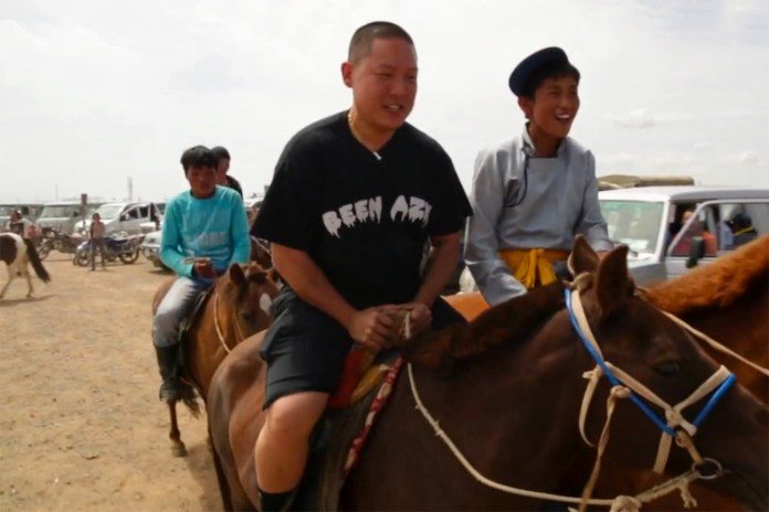 Fresh Off The Boat with Eddie Huang Kicks Off Season 2 in Mongolia