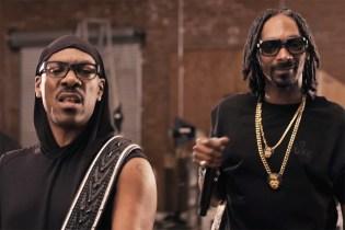 Eddie Murphy featuring Snoop Lion - Red Light | Video