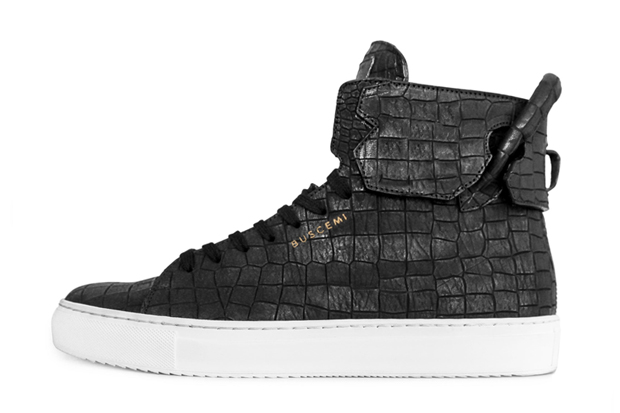 En Noir x BUSCEMI 125mm High-Tops