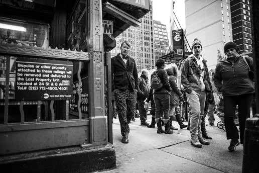 Engineered Garments 2013 Fall/Winter Campaign