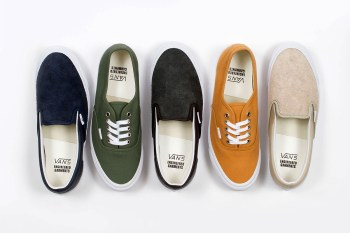 Engineered Garments x Vault by Vans 2013 Fall Collection for NEPENTHES