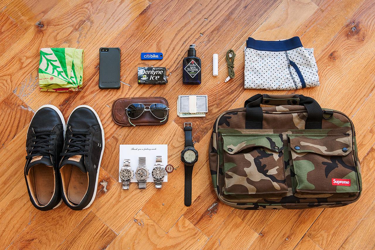 Essentials: Ryan Babenzien of GREATS