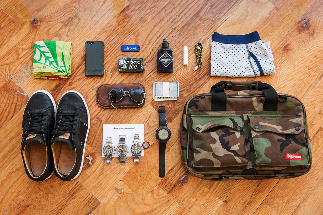 Essentials: Ryan Babenzien of GREATS