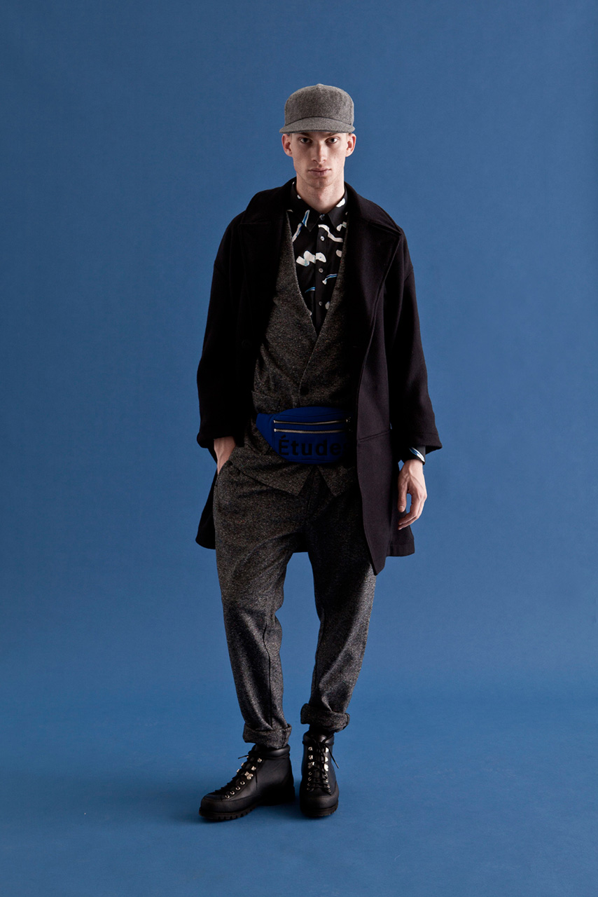 etudes 2013 fall winter out of the blue lookbook