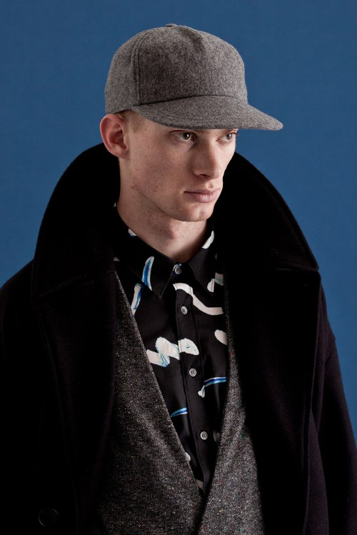 """Etudes 2013 Fall/Winter """"Out Of The Blue"""" Lookbook"""