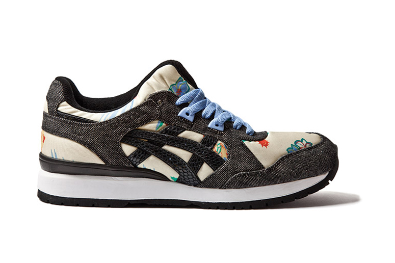 extra butter x asics death list 5 collection preview