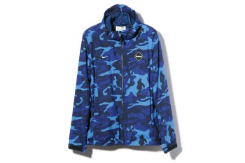 F.C.R.B. 2013 Fall/Winter CAMOUFLAGE TRAINING JACKETS