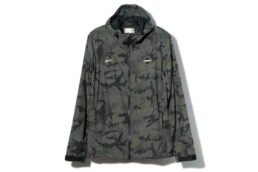 f c r b 2013 fall winter camouflage training jackets