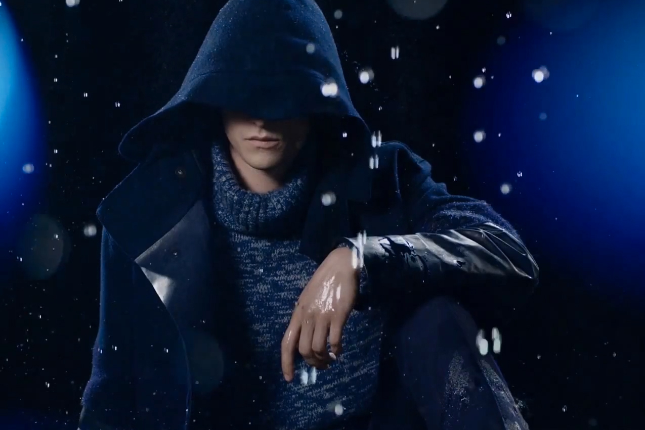 "Fendi 2013 Fall/Winter ""Neverwinter Tale"" Video Lookbook"