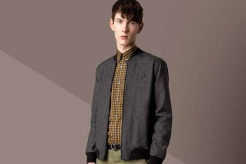 Fred Perry Laurel Wreath 2013 Fall/Winter Collection