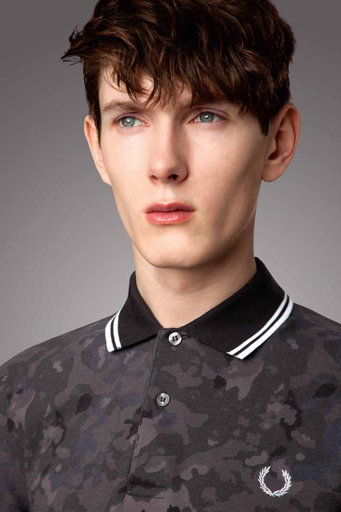 fred perry laurel wreath 2013 fall winter collection