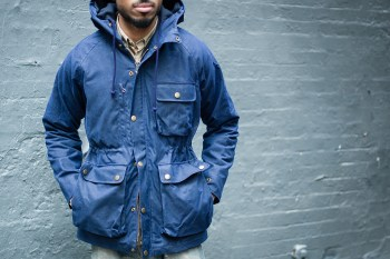 Freemans Sporting Club 2013 Fall/Winter Isle of Man Parka