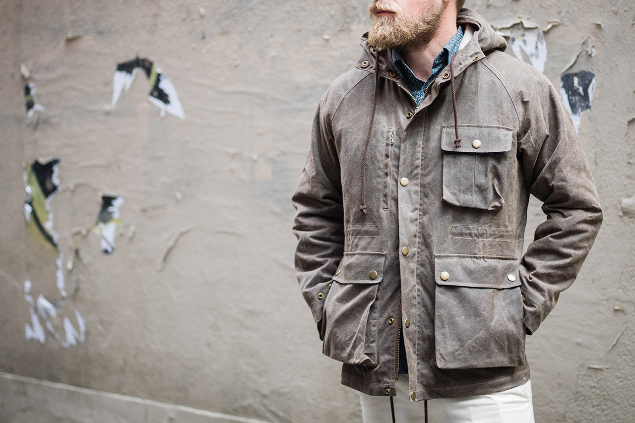 freemans sporting club 2013 fall winter isle of man parka
