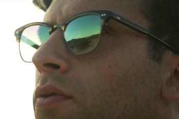 Garrett Leight 2013 Holiday Video Lookbook