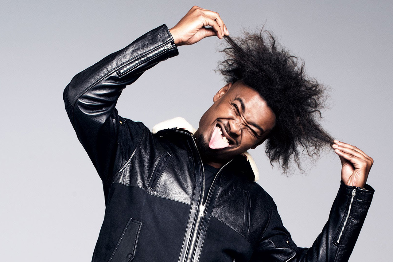 "GQ Presents ""Rules of Rebel Style"" with Danny Brown"