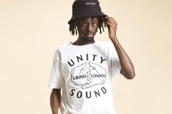 "Grind London 2013 Fall/Winter ""Jah Bless"" Lookbook"