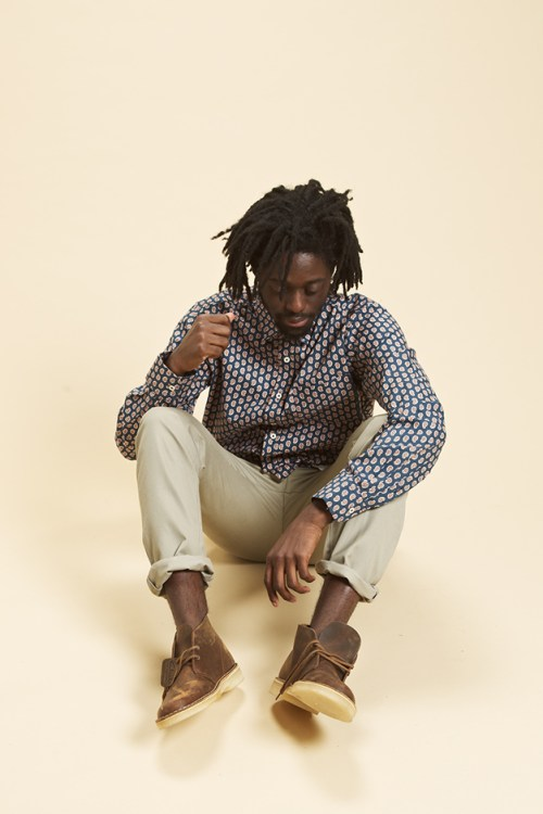 "Grind London 2013 Fall/Winter ""Jah Bless"" Lookbook"