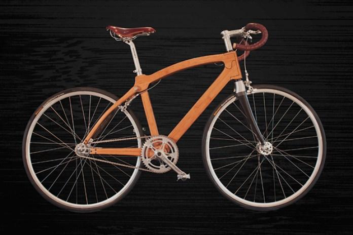 Guapa Designs Sustainable Bamboo Bike