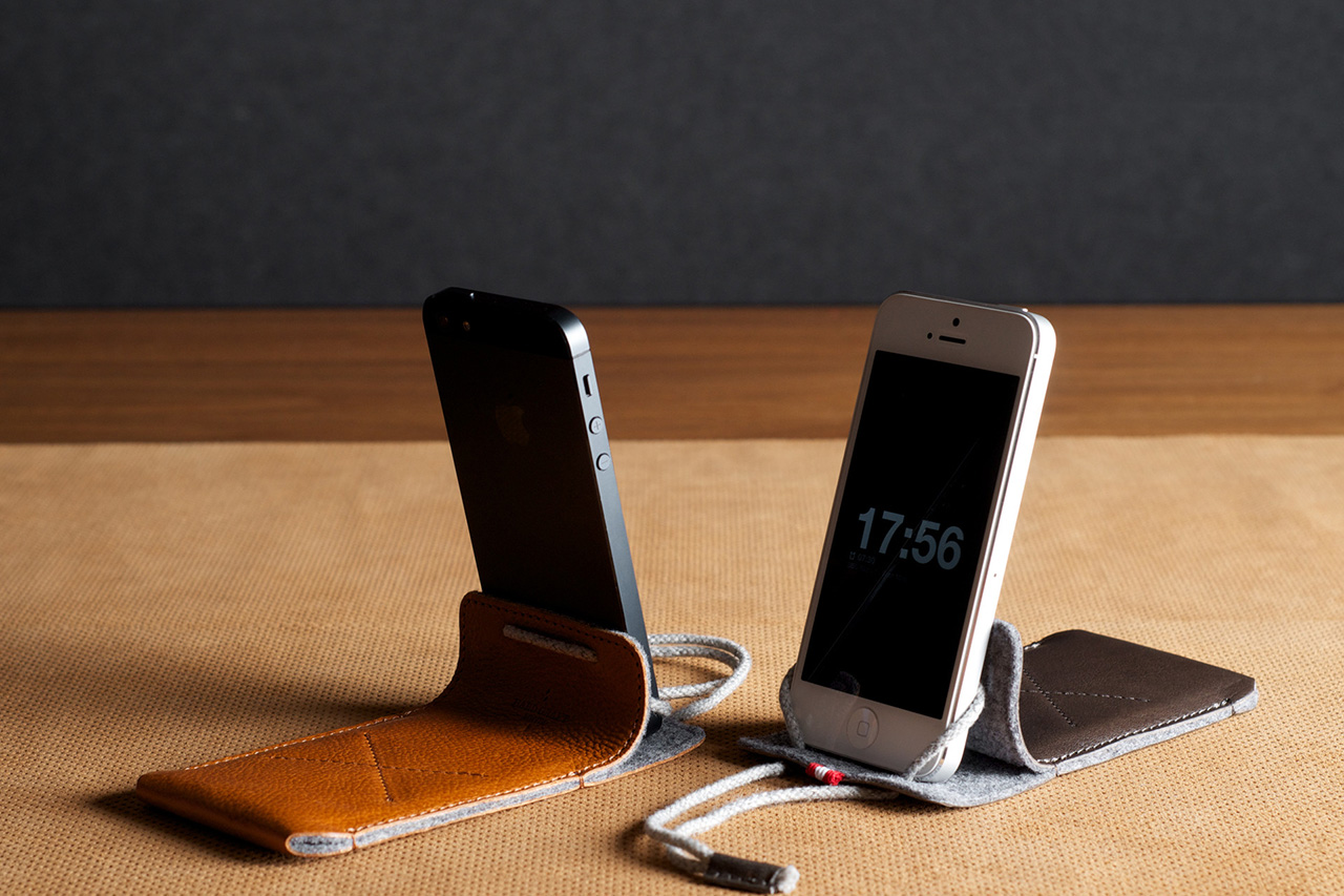 hard graft iPhone Case & Stand