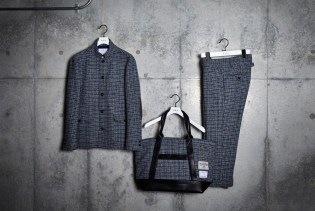 Harris Tweed x F.S.Z 2013 Fall/Winter Collection
