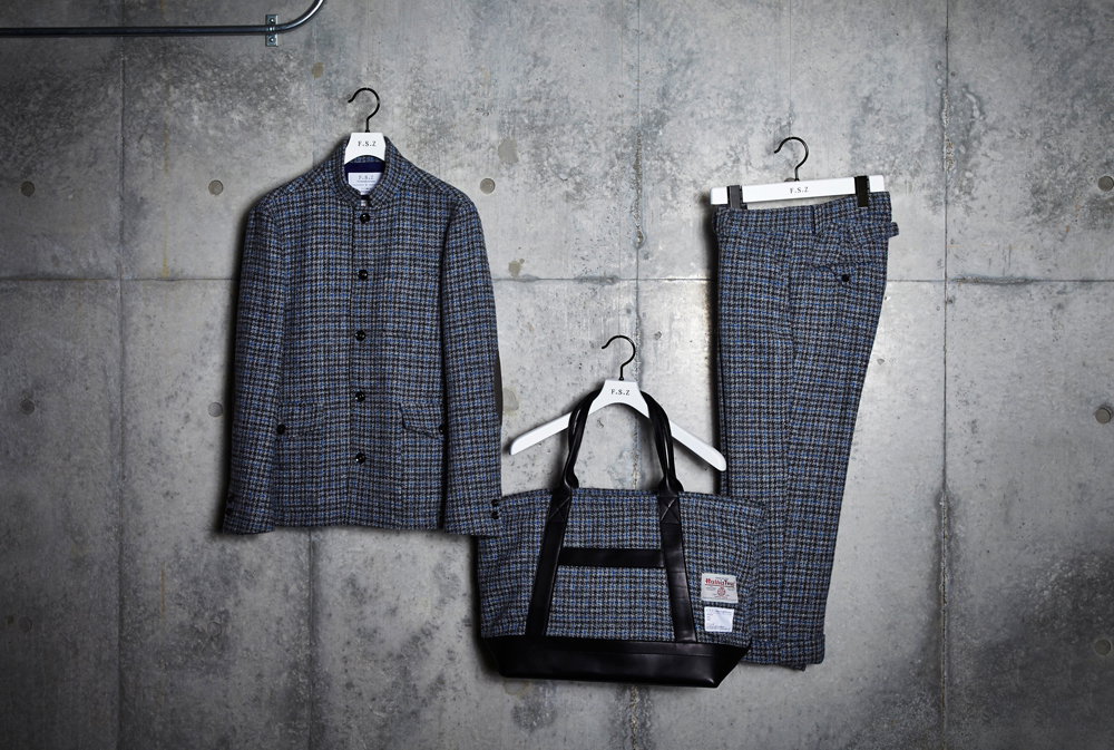 harris tweed x f s z 2013 fall winter collection