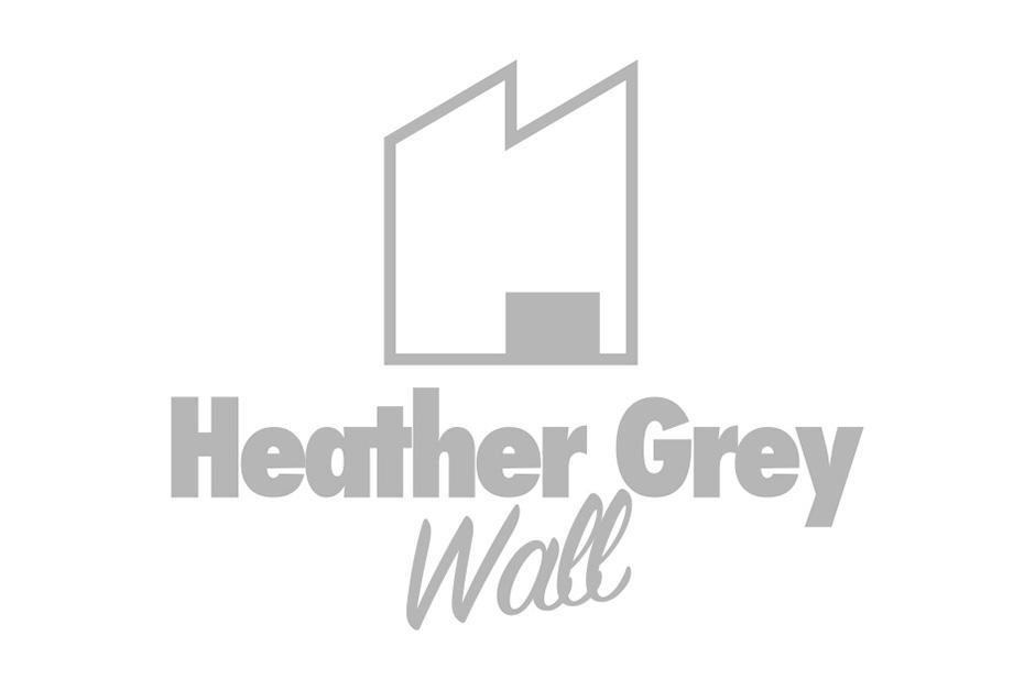 Heather Grey Wall HANKYU MEN'S OSAKA Pop-up Store