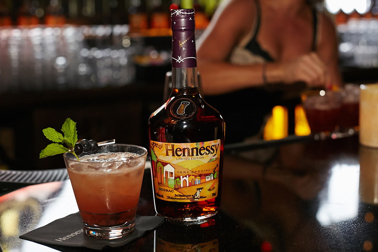 Hennessy Introduces the Very Special Limited Edition Bottle by Os Gemeos Los Angeles Launch Event @ Emerson Recap