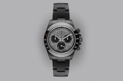 Henry Singer x Bamford Watch Department Custom Rolex Daytona