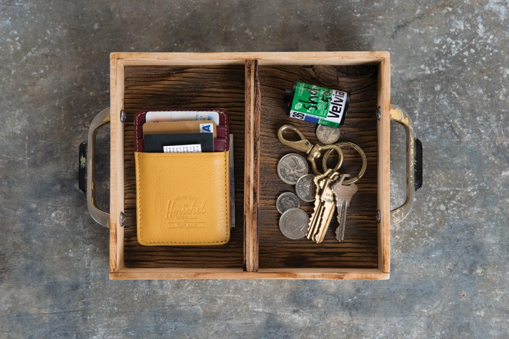 Herschel Supply Co. 2013 Fall/Winter Wallet Collection