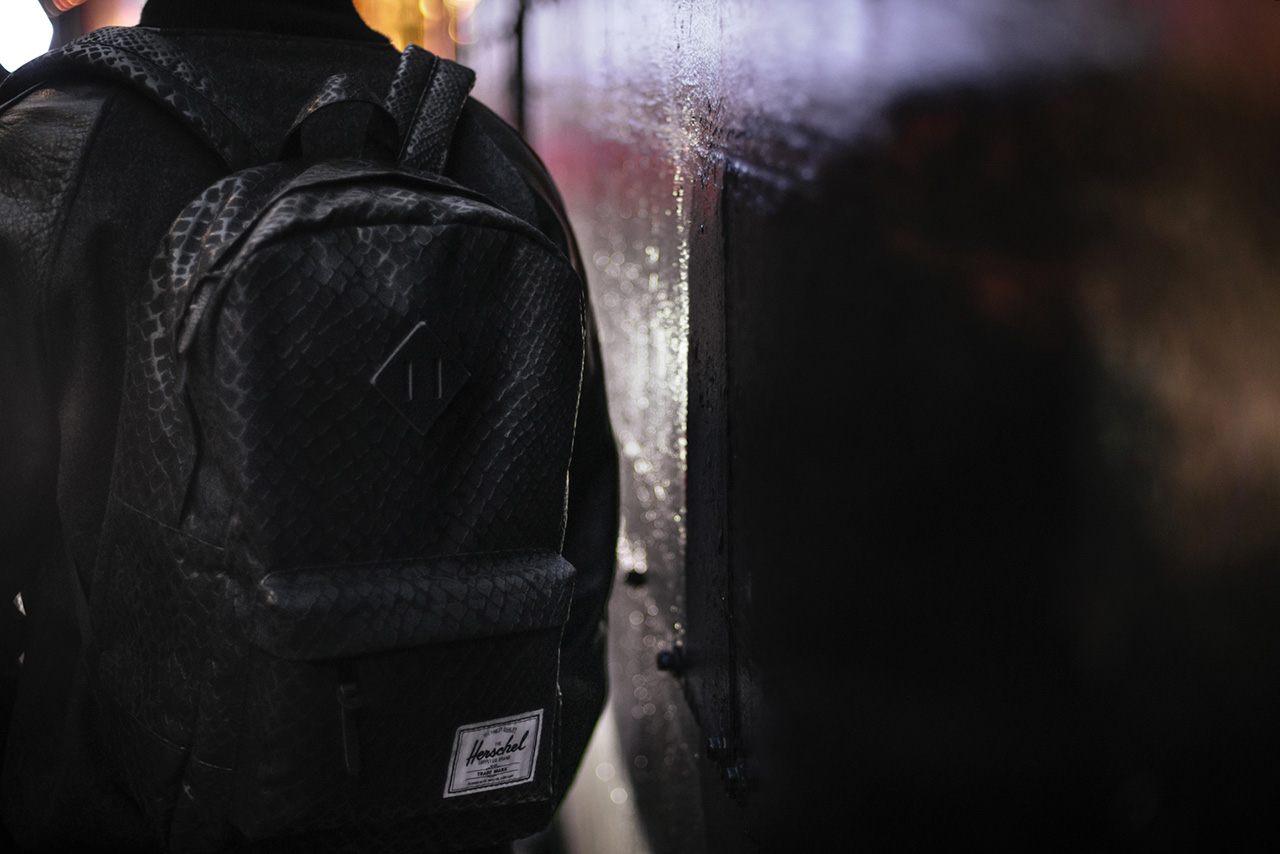 herschel supply co for hypebeast heritage backpack