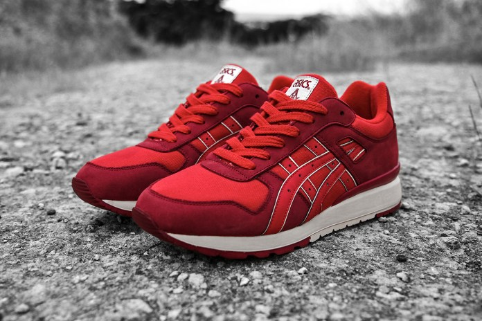 "Highs and Lows x ASICS ""Brick and Mortar"" Pack"