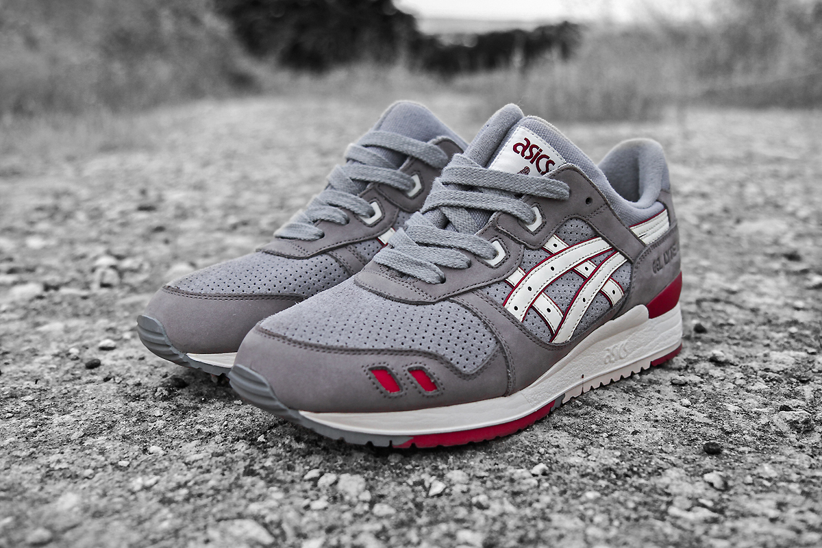 """Highs and Lows x ASICS """"Brick and Mortar"""" Pack"""