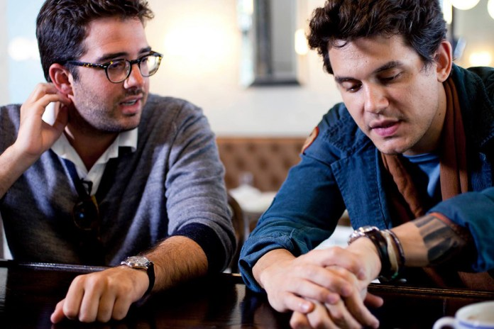 "HODINKEE Presents ""Talking Watches"" with John Mayer"