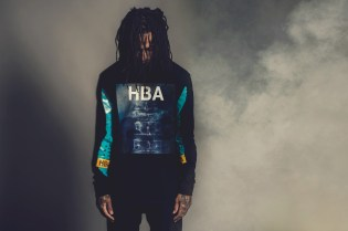 Hood By Air 2013 Fall/Winter Editorial by Wish