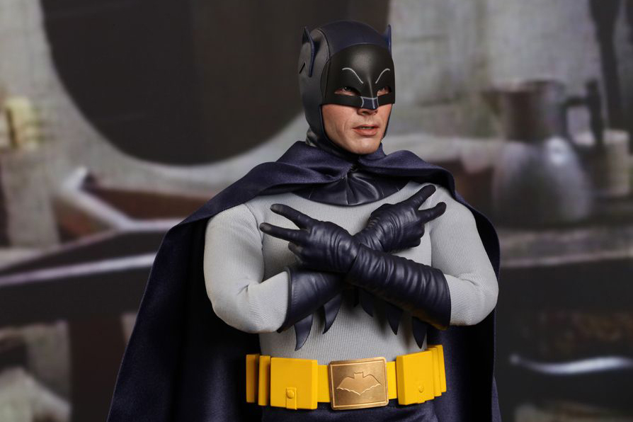 Hot Toys Batman 1966 TV Series 1:6 Scale Collectible Figure