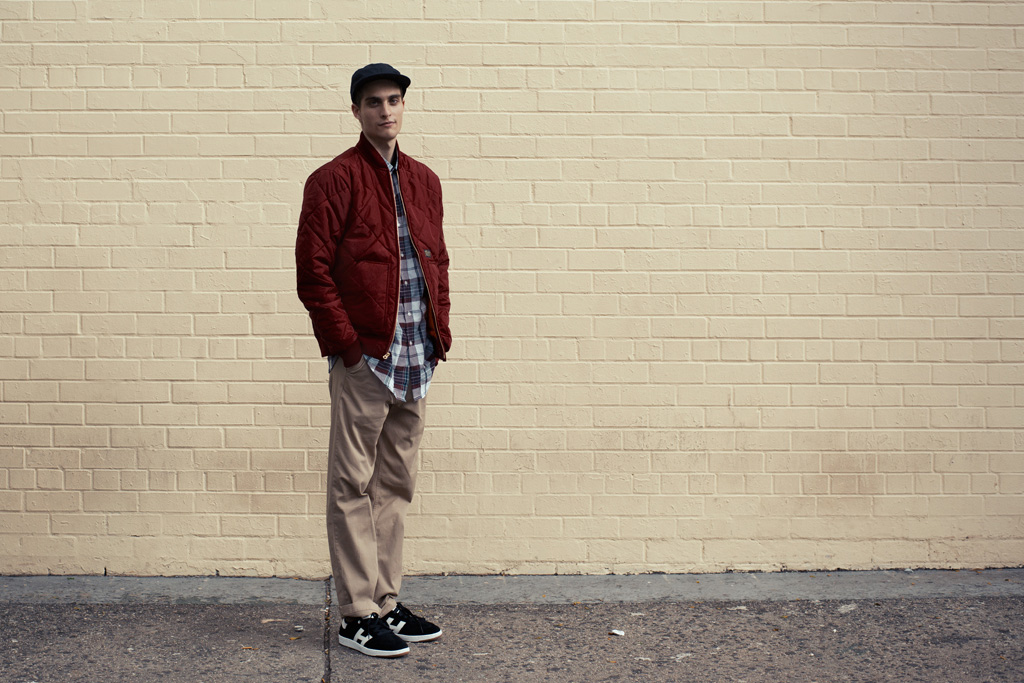 huf 2013 fall winter piece by piece lookbook