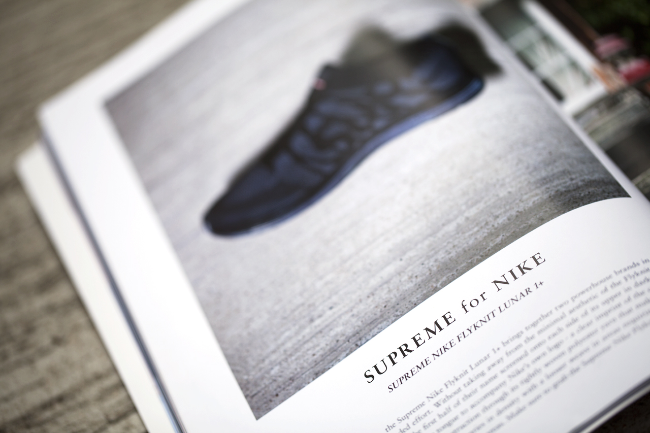 HYPEBEAST Magazine Issue 5: The Process Issue