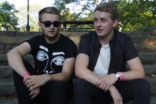 HYPETRAK TV: Disclosure – Settle For Sound