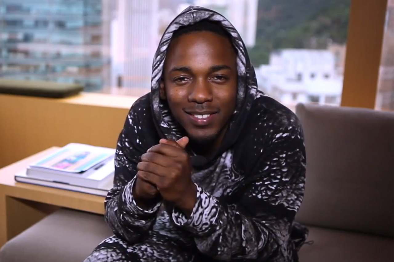 HYPETRAK TV: Kendrick Lamar – Different Outlooks