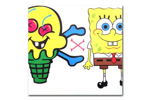 SpongeBob SquarePants x ICECREAM Preview