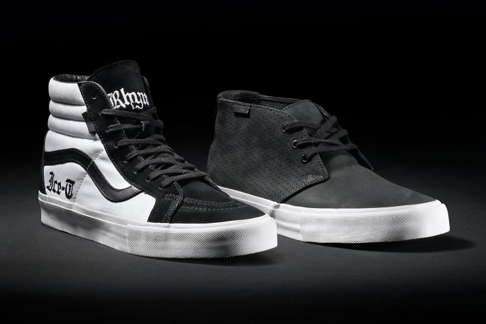 An Exclusive Look at the Ice-T x Vans Syndicate Footwear Collection