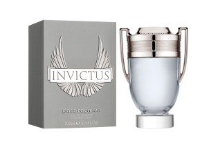 Nick Youngquest Introduces Fragrance Invictus by Paco Rabanne