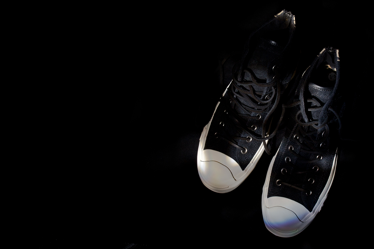 INVINCIBLE for Converse First String Jack Purcell Johnny